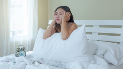 Mất ngủ vì vợ chồng đổi ngôi