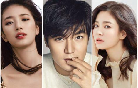 Nhan sắc top 5 diễn viên Hàn Quốc được yêu mến nhất tại nước ngoài