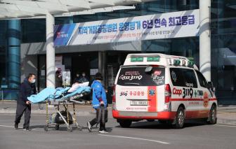 Thêm 7 ca tử vong vì COVID-19 tại Iran, số ca nhiễm tại Hàn Quốc tăng vọt lên gần 1.800 người