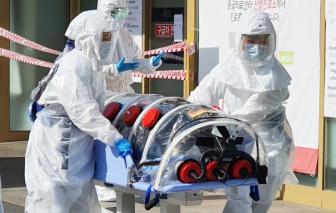 COVID-19: 2.800 người chết trên toàn thế giới, Hàn Quốc ghi nhận gần 1.600 trường hợp nhiễm bệnh