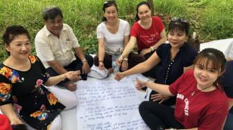 Cuộc thi viết về tư vấn cộng đồng